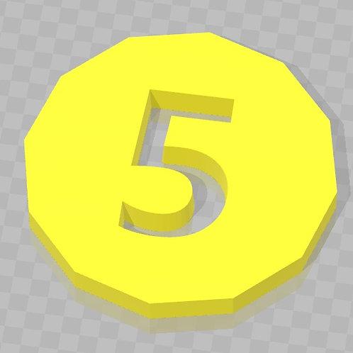 מטבע 5 שקלים