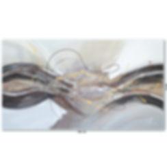 Pintura Abstrata Em Tela 160 cm X 90 cm