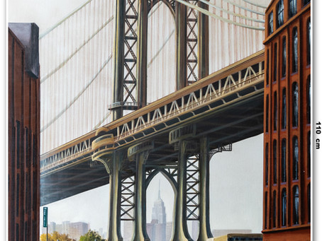 Obra De Arte - George Washington Bridge