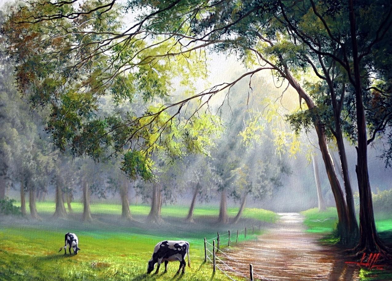 pintura em tela paisagem (7)