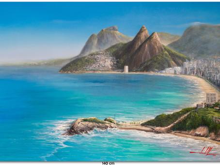 Rio de Janeiro - Uma Obra de Arte Natural