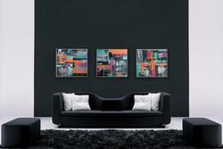 quadros abstratos para sala 2