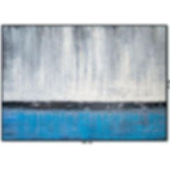 Pintura Abstrata Em Tela 130 cm X 90 cm