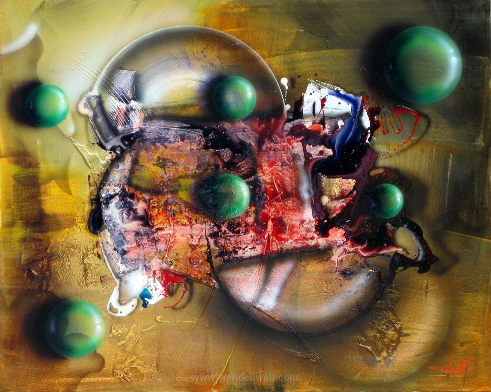 Quadro Abstrato