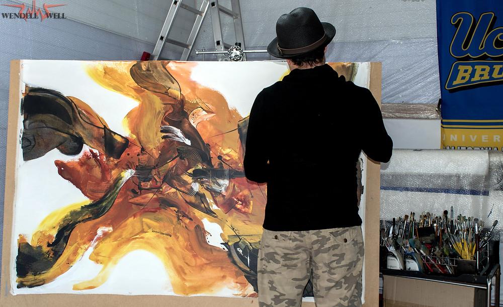 pintor de quadros