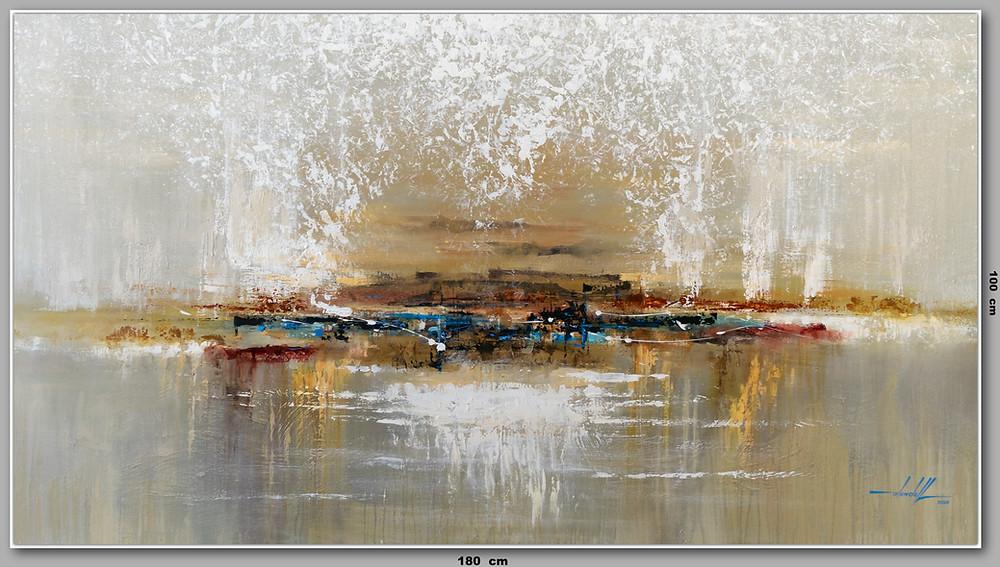 Quadro Abstrato Da Sala