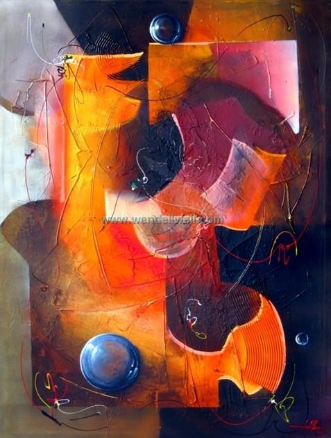 Pintura Contemporânea - Quadro Moderno