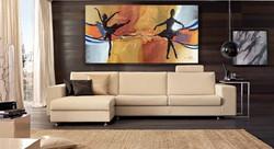 Pintura Contemporânea em Tela