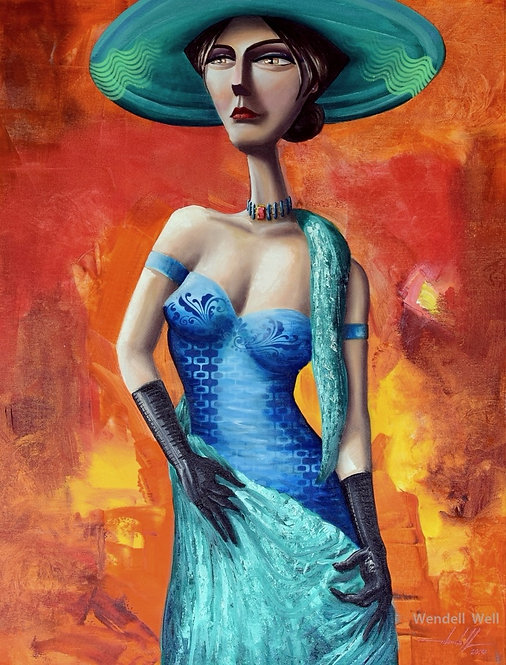 pintura figurativa