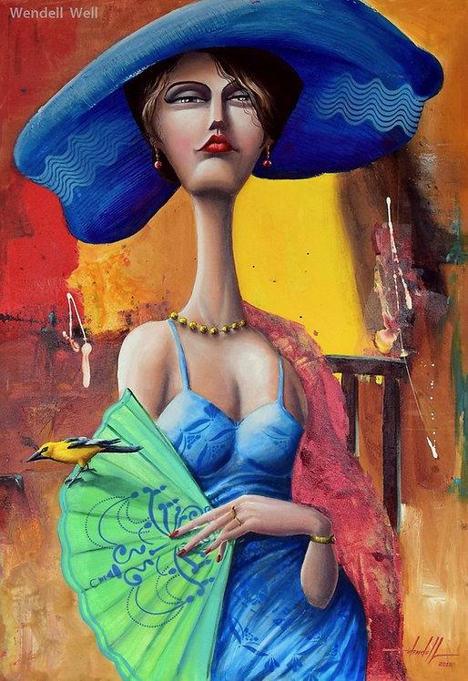 pintura figurativa contemporânea