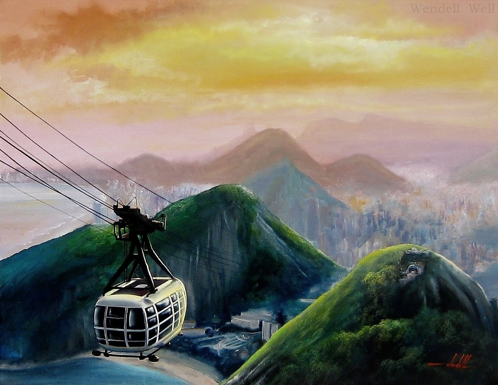 Obra de Arte - Rio de Janeiro