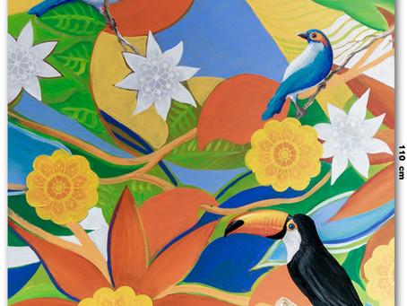 Obras De Arte Tropicalistas