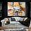 quadro abstrato para sala