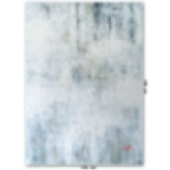 Pintura Abstrata em Tela 1,10 m x 1,50 m