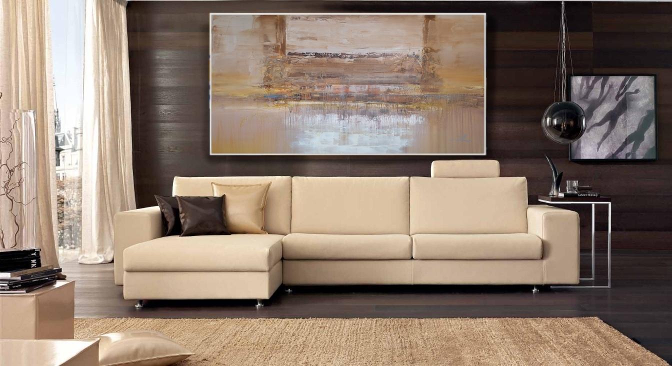 Pintura Abstrata Para Quadro Grande 200