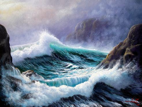 tela de marinha
