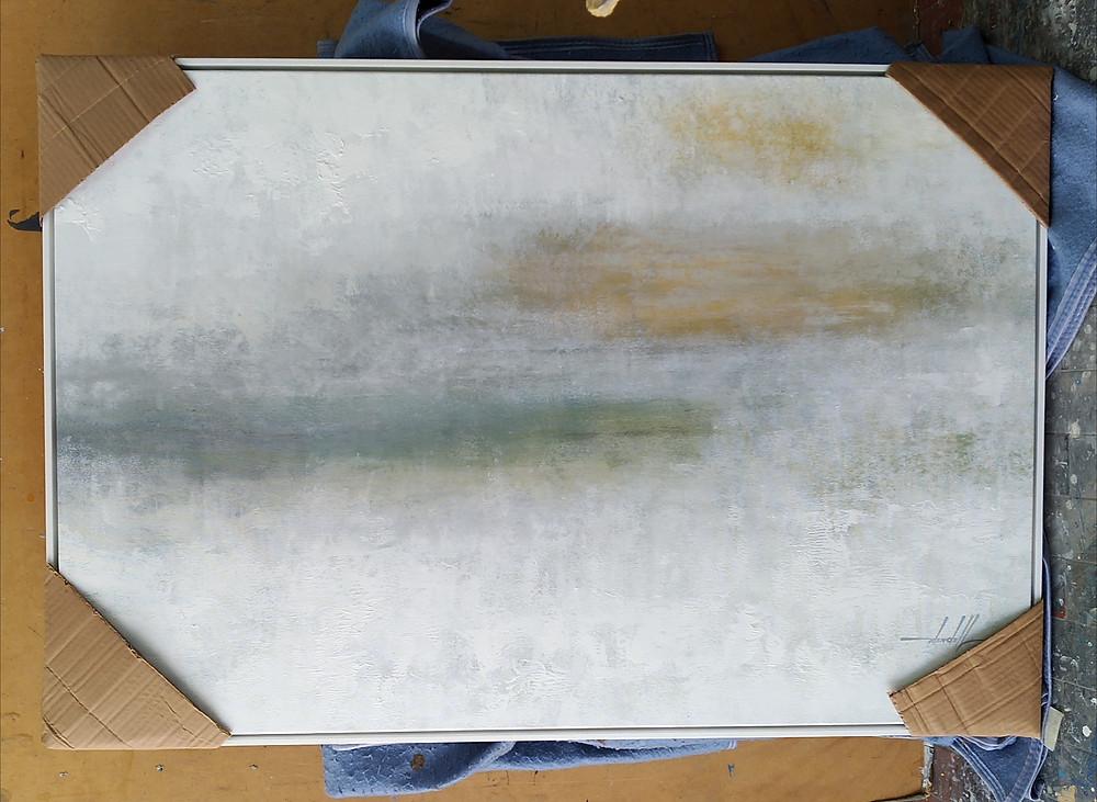 Quadros Abstratos Sóbrios e Minimalistas