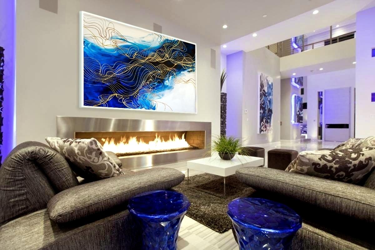 Lindo quadro abstrato a venda