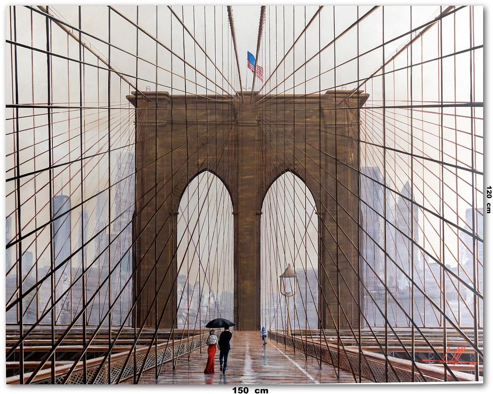 Obra De Arte - Brooklyn Bridge