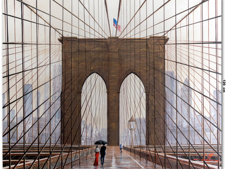 Obra De Arte - Brooklyn Bridge