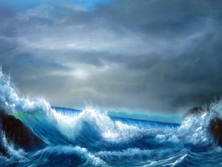 Pintura de Marinha