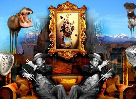 Arte Digital com Salvador Dali