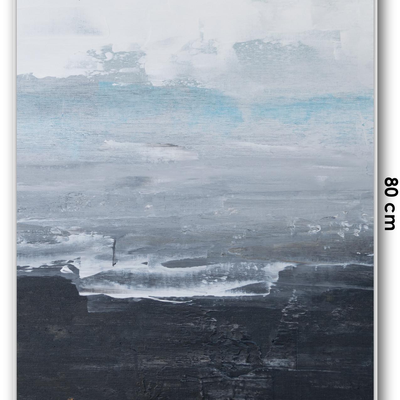 quadro abstrato para sala com moldura (1)