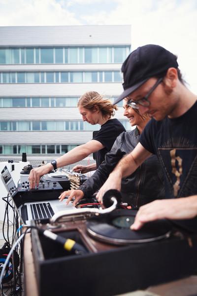 Sascha Brosamer | Repetitive Movements