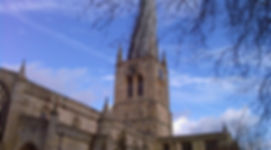 Chesterfield Crooked Spire