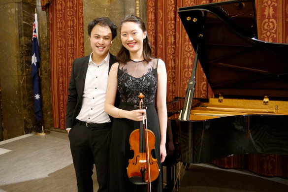 Victoria Wong, Marcel Mok