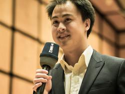 Finale Ton und Erklärung Marcel Mok