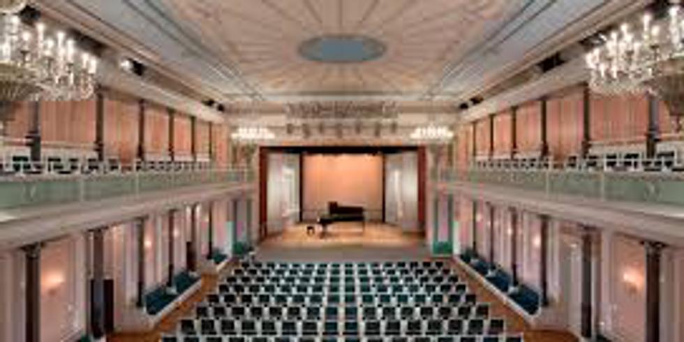 """Recital """"Espresso Konzert"""" Konzerthaus Berlin, Kleiner Saal"""