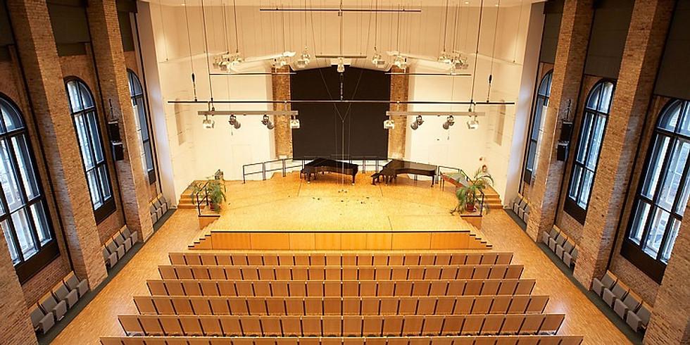 Stipendiatenkonzert der Paul Hindemith Gesellschaft Berlin