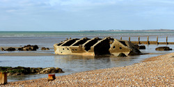Mulberry Harbour Remains, Aldwick