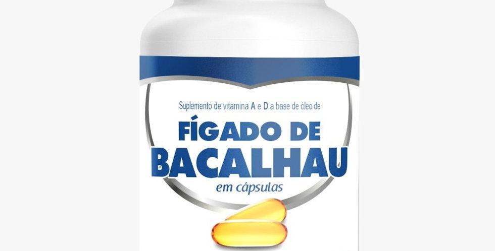 ÓLEO DE FÍGADO DE BACALHAU