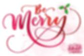 Be Merry-Tanya Levandoski-HandLetteredan
