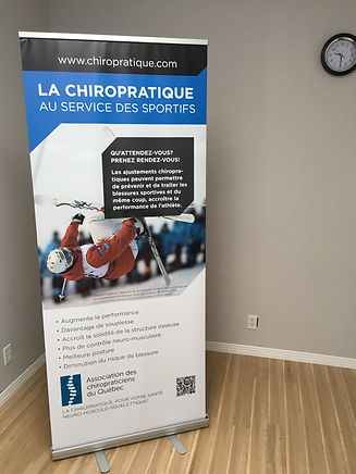 clinique chiropratique Malartic