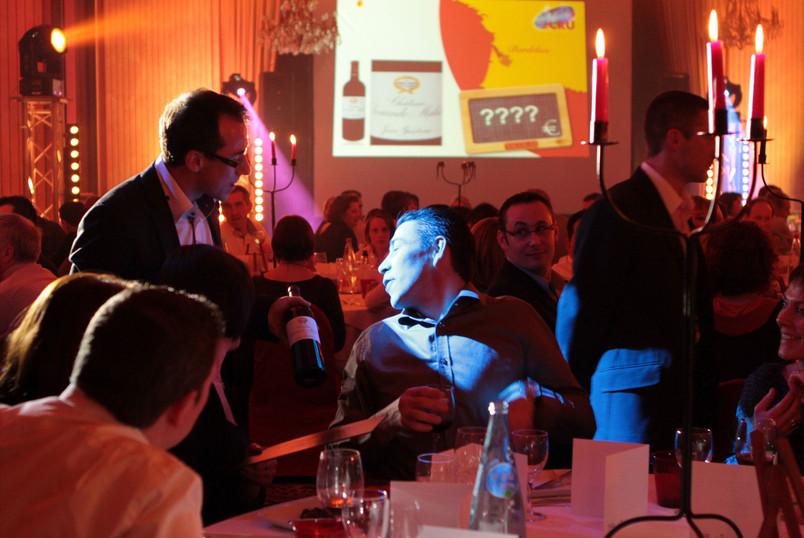 Wine Tv ShowLes Jeux Télévinés en Pays