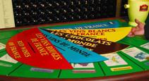 Les titres de table de Casino du Vin