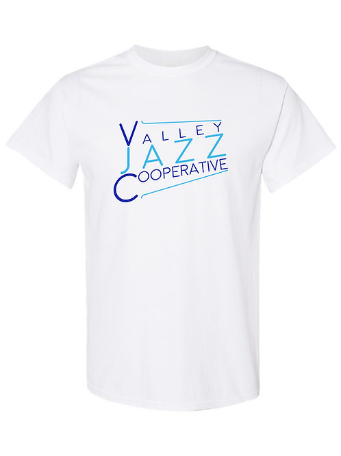 VJC Main Logo White SS T-Shirt