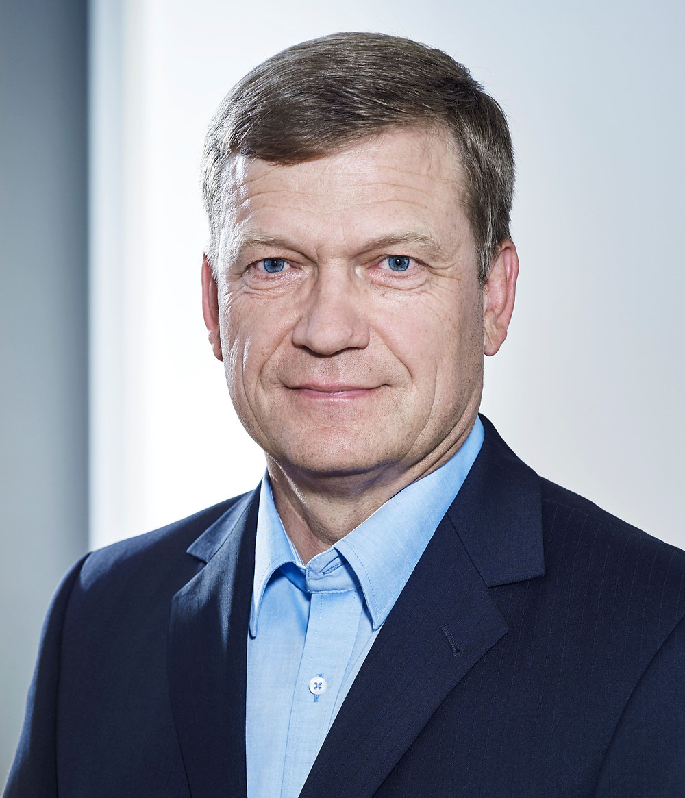 Dr. René Lenggenhager, co-CEO bNovate Technologies