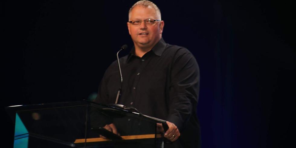 Guest Speaker - Jeff Jones