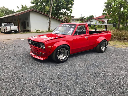 Datsun 620 Extra WideBody Metal BodyKit