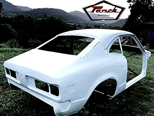 Mazda RX3 Fiberglass Shell
