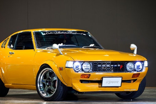 TRD Classic JDM CELICA LIFTBACK Body Kit
