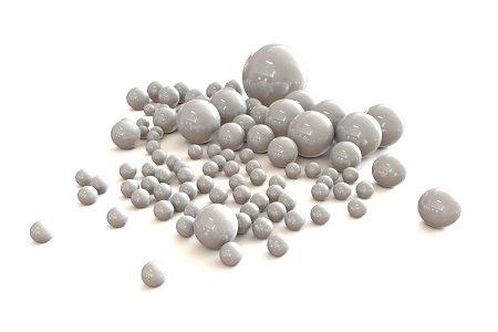 Zirconia Yttria Beads (1kg) - Grinding Media