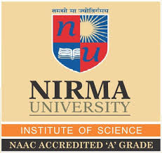 logo_nirma_university_science