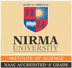 logo_nirma_university_science
