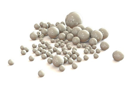 Zirconia Silica Beads (1kg) - Grinding Media