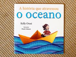 """Kelly Orasi: """"A história que atravessou o oceano"""""""